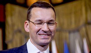 Minister Morawiecki nawet nie przypuszczał jaką furorę zrobi jego zdjęcie