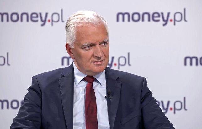 Jarosław Gowin ma obiekcje do nowego programu rządu