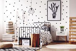 W jaki sposób namalować wzory na ścianie? To najtańsza metoda odmiany wnętrza