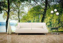 Bajkowy krajobraz na twojej ścianie. Trwałe, piękne i nowoczesne fototapety