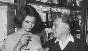 Ich miłość ściągnęła gniew samego Watykanu. Sophia Loren i Carlo Ponti byli sobie pisani?