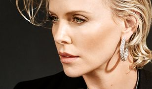 """Charlize Theron w sesji dla """"V Magazine"""""""