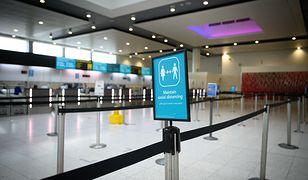 """Unijne """"certyfikaty covidowe"""" dla podróżnych. Co zagwarantują? (Photo by Leon Neal/Getty Images)"""