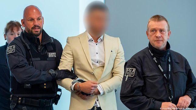 Skazany Syryjczyk Alaa S. ubiegał się o azyl w Niemczech