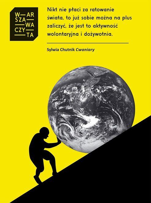 Czytanie współczesnej Warszawy