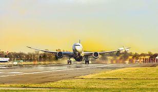 Warszawa. Samolot musiał zawrócić na lotnisko Chopina