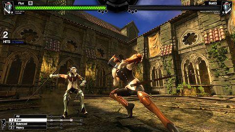 Gracze sfinansowali: Blade Symphony, grę inspirowaną kultową Jedi Knight 2