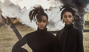 "Willow i Jaden Smith dla ""Interview Magazine"""