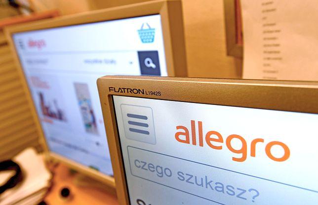 """""""Jeśli klientom się spodoba, wydłużymy akcję"""" - obiecuje Allegro."""