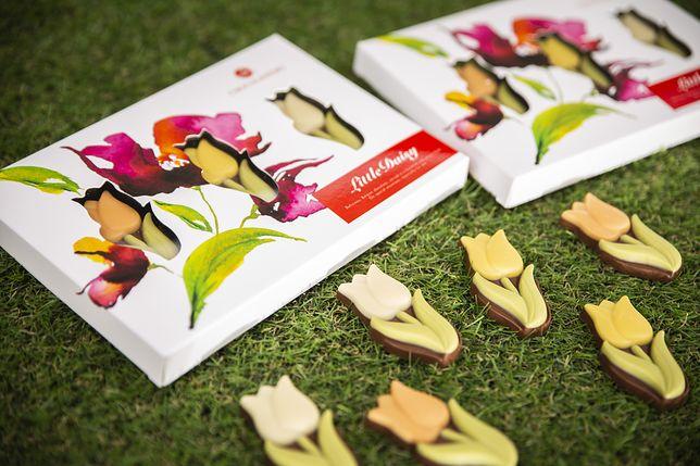 Słodkie tulipany to symboliczny i zarazem uroczy prezent