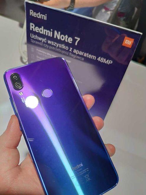 Ceny Xiaomi Redmi Note 7 w Polsce są świetne