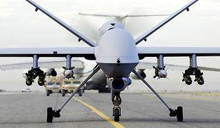 Uzbrojony dron MQ-9 Reaper