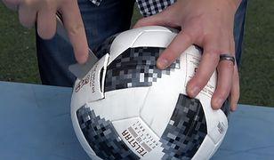 Piłka Telstar 18 może połączyć się ze smartfonem