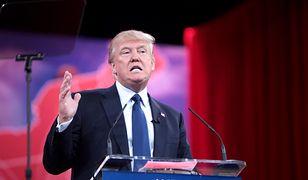 Donald Trump uderza w chińskie firmy