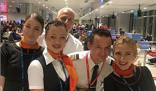 Pracownica linii lotniczych dzieli się z internautami kulisami swojego zawodu