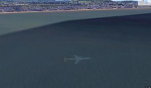Wszedł na Google Earth i zobaczył coś niesamowitego