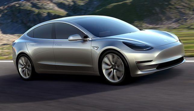 Tesla modyfikuje Model 3. Powodem opóźnienia w produkcji samochodów
