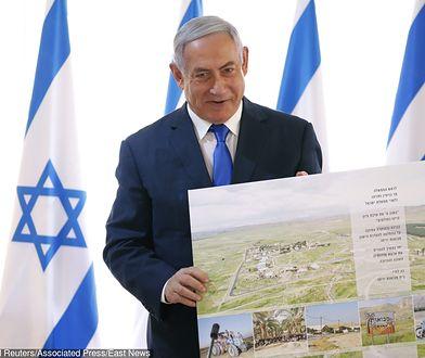 Izrael. Premier Benjamin Netanjahu: będą następne aneksje
