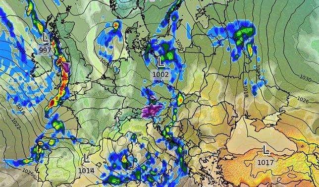 Pogoda sprawi duże kłopoty. Ostrzeżenia IMGW