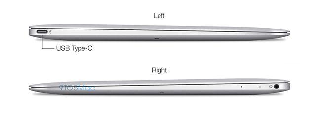 A co jeśli USB C to nie USB tylko nowe złącze MagSafe?