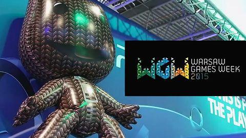Warsaw Games Week kusi grami, hamburgerami i zniżkowymi przejazdami
