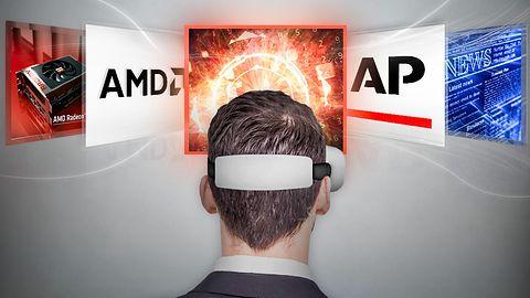 AMD i Associated Press razem na rzecz dziennikarstwa z wirtualną rzeczywistością #prasówka
