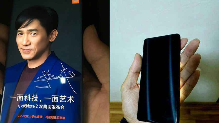 Xiaomi Mi Note 2: właśnie taki powinien być Galaxy Note 7, ceny są naprawdę niskie!