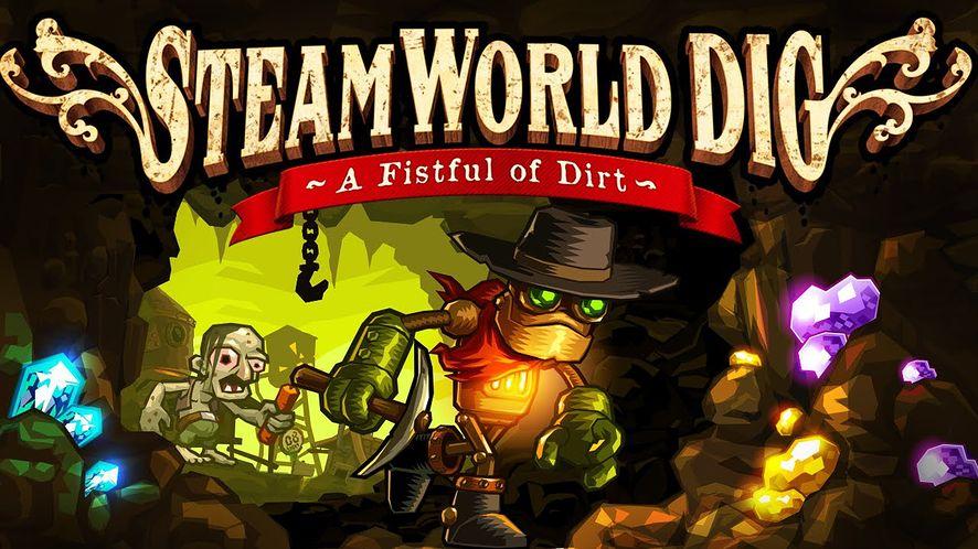 SteamWorld Dig – dobra platformówka za darmo na Origin