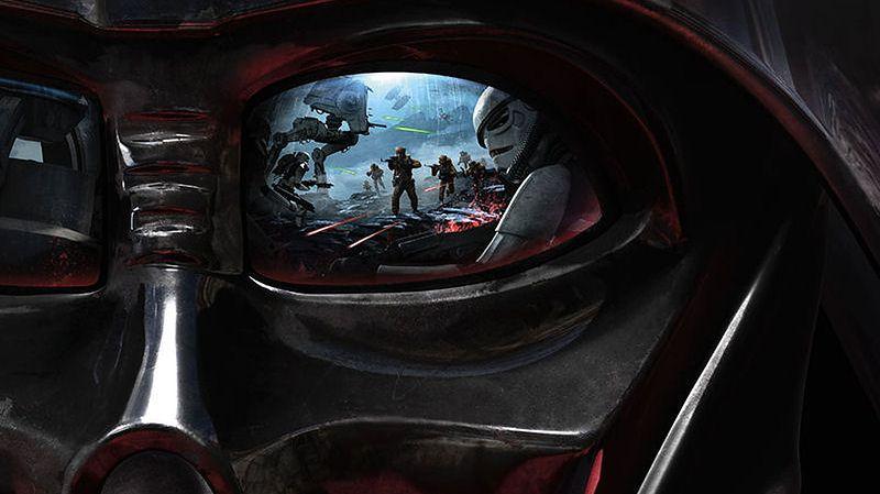 Miliony grały w betę Star Wars: Battlefront, tworzono też dzieła sztuki. DLC to zniszczy?