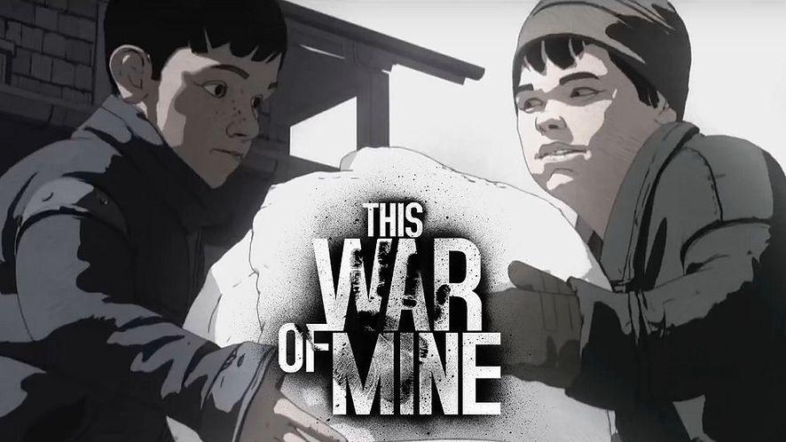 W This War of Mine na konsolach wojna nie oszczędzi także dzieci