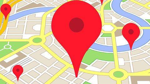 Mapy Google z wirtualnym przewodnikiem w stylu Foursquare