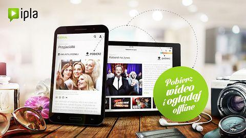 IPLA na Androidzie nareszcie pozwala oglądać filmy offline