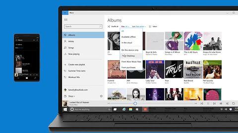 Microsoft rozwija Groove Music w dobrym kierunku, ale wciąż zapomina o Polsce