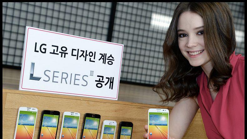 LG L-series III czyli odgrzewanie kotletów z KitKatem na dokładkę
