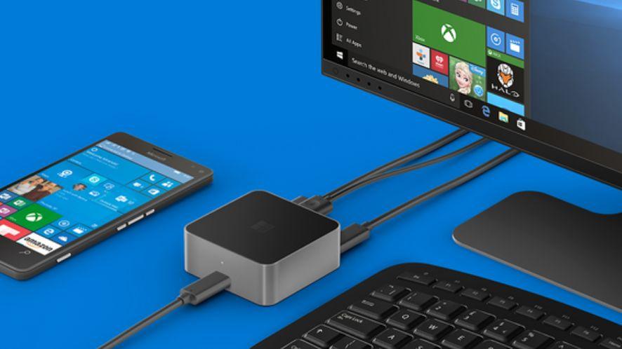 Oprogramowanie na Windowsa ruszy na smartfonach z Windowsem 10 – nie trzeba tu czipów Intela