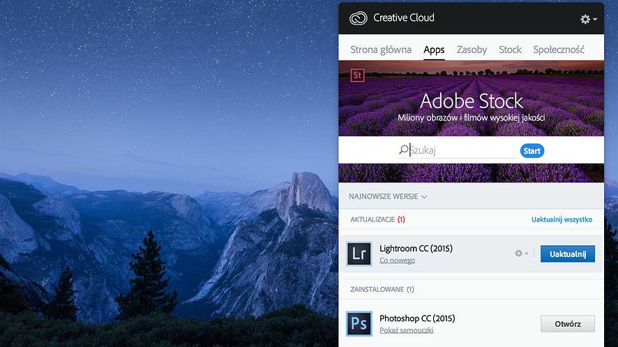 Adobe przeprasza za popsutego Lightrooma