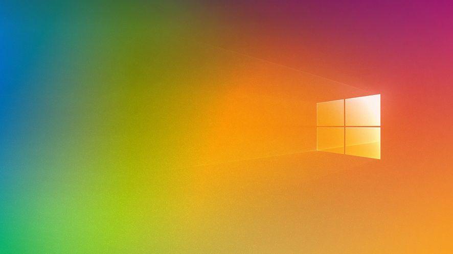 Windows 10 otrzymał nowy motyw z myślą o LGBTQI+, zrzut ekranu/fot. Oskar Ziomek