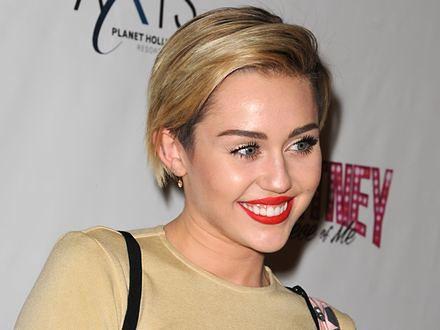 Wykorzystywana Miley Cyrus