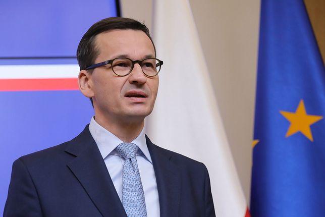 Gruzja: protesty i szturm parlamentu. Mateusz Morawiecki apeluje do Rosji