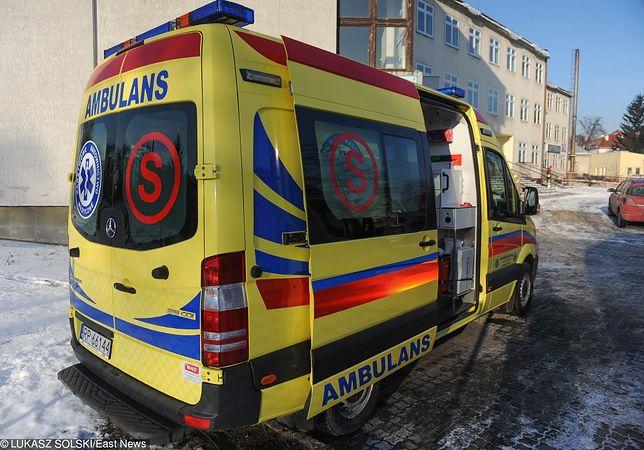 Wybuch gazu w Małopolskiem. Są ranni