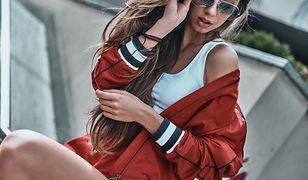 Bluza sportowa z powodzeniem zastąpi letnią kurtkę