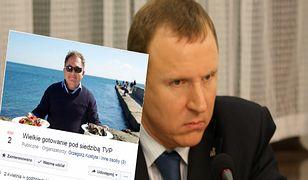 Internauci oburzeni zwolnieniem Makłowicza organizują gotowanie przed siedzibą TVP