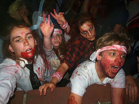 W Warszawie polała się krew... - zobacz zdjęcia