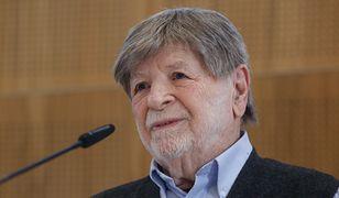 Szewach Weiss – ambasador Izraela w Polsce (2001–2003) i Kawaler Orderu Orła Białego.