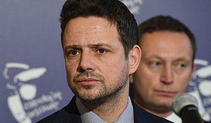 Rafał Trzaskowski i Paweł Rabiej. Prezydent i wiceprezydent Warszawy.