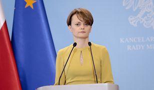 PE. Jadwiga Emilewicz (minister przedsiębiorczości i technologii) jest w gronie kandydatów na unijnego komisarza