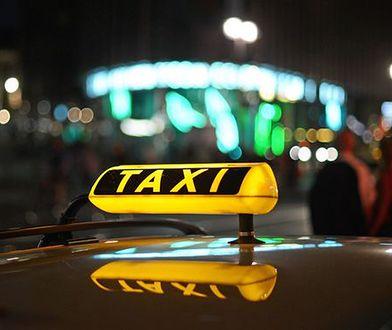 Taxi mają się dobrze