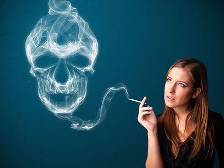 Rak płuca zabójcą nr 1 wśród nowotworów, na które chorują kobiety