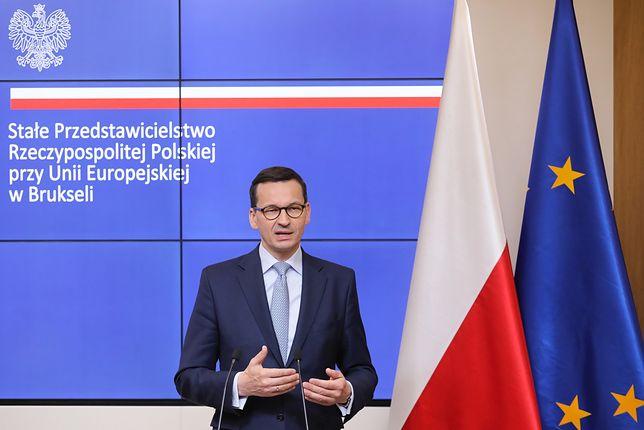 Klimatyczne weto Morawiecki ogłosił sukcesem Polski. A to był strzał w stopę
