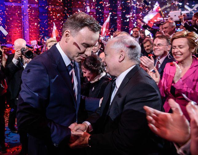 Łukasz Warzecha: Gierki konstytucyjne PiS-u z prezydentem